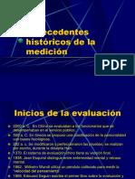 1.2.Antecedentes Históricos de La Medición