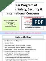Pak Nuclear Program 24 Aug 2019