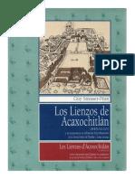 STRESSER-PÉAN, Guy, Los lienzos de Acaxochitlan, Hidalgo