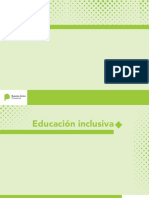 Disenio Curricular Educacion Inclusiva