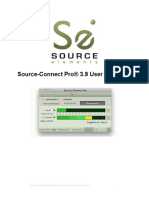 Source Connect user guide