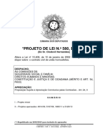 Projeto de Lei 3369/2015 - Famílias do Século XXI