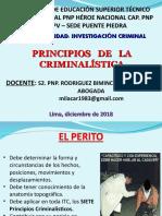 2.- Principios de La Criminalística