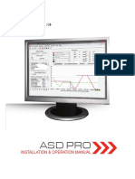 Toshiba Inverter Software ASD Pro Operation Manual