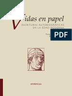 Un nuevo enfoque sobre la Breve suma de la vida y hechos de Diego García de Paredes