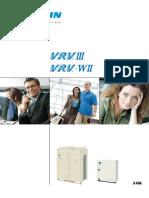 Vrviii & Vrv-wii Catalogue