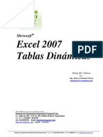 Manual Tablas Dinamicas 2007 - SCE COMPUNET LTDA