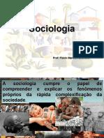 Introdução à Sociologia - slides