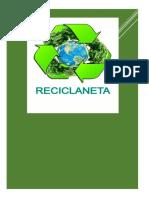 Proyecto RECICLANETA