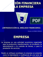 Presentacion Gerencia Financiera 2