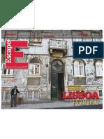 Lisboa resquebrajada (La Razón-Escape, 01-12-13, Portugal)