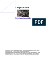 Ariens St622 Engine Manual