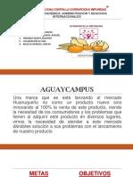 proyecto aguatcampus