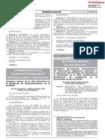 resolución de sala plena N° 001-2019-SERVIR-TSC NEGLIGENCIA EN ELDESEMPEÑO DE FUNCIONES
