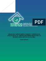 analisis comportamiento heladas ideam colombia