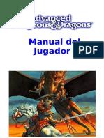 AD&D 2.0 - Manual de Jugador.doc
