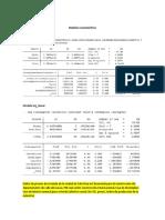 Informe econometria