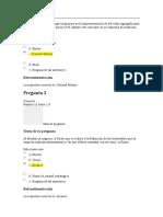 Quiz Gerencia Financiera