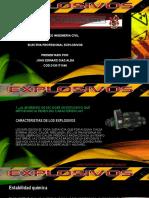 Caracteristicas de Los Explosivos_C2