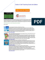 Italian a Self Teaching Guide 2nd Edition Jdyvsk2