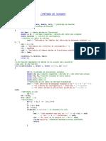 METODO DE LA SECANTE C++