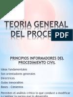01. Principios Informadores Del Procedimiento Civil