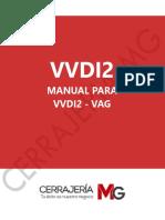 Manual Vvdi2 Vw traduccion