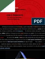 DES060 PROD GRAFICA - Aula 03 - Cores e Pigmentos
