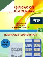 Clasificacion Dunham.pdf