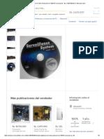 Tarjeta Digital Pci de Video Grabaciòn Dvr-800_16 Camaras_cd - Bs. 2.625