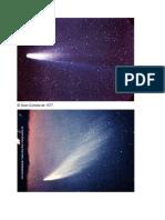 7 Cometas Nombre e Image