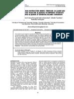 DEVELOPING AL-QURAN INSTRUCTION MODEL THROUGH 3A (AJARI AKU.pdf