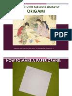 como hacer origami de manera facil