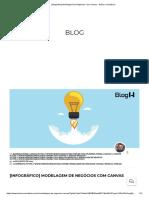 Modelagem de Negócios Com Canvas - Hidros Consultoria