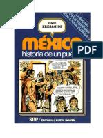 México - Historia de un Pueblo Tomo 1 Presagios