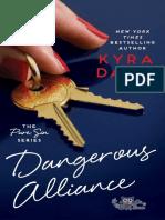 4.Kyra Davis - Pure Sin #4 - Dangerous Alliance
