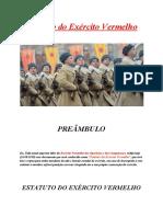 Estatuto Do Exército Vermelho