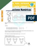 Ejercicios de Distribuciones Numéricas Para Sexto de Primaria