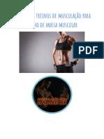 4 Melhores Treinos de Musculação Para Ganho de Massa Muscular