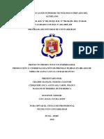 Proyecto Empresarial 2019 Final