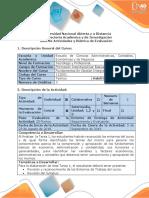 Guía Actividades y Rúbrica Evaluación Tarea 1 Reconocer Características y Entornos Generales Del Curso