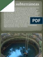 Aguas Subterráneas (1)