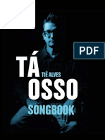 Tiê Alves - Songbook do álbum Tá Osso