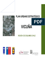 Plan regulador de vicuña