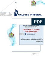 CALCULO INTEGRAL
