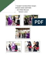 Program 7 Langkah Membersihkan Tangan