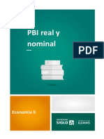 PBI Real y Nominal