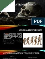 Enfoque Antropologico Cultural