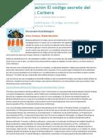 Biodescodificación El Código Secreto Del Síntoma Enric Corbera