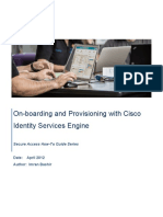 How-To 61 BYOD Onboarding Registering and Provisioning with ISE